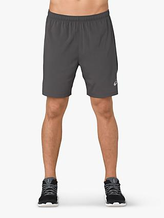 ASICS Silver 2-in-1 Running Shorts