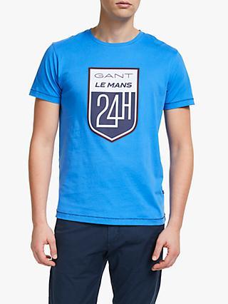 89031e087043 GANT Le Mans Shield T-Shirt