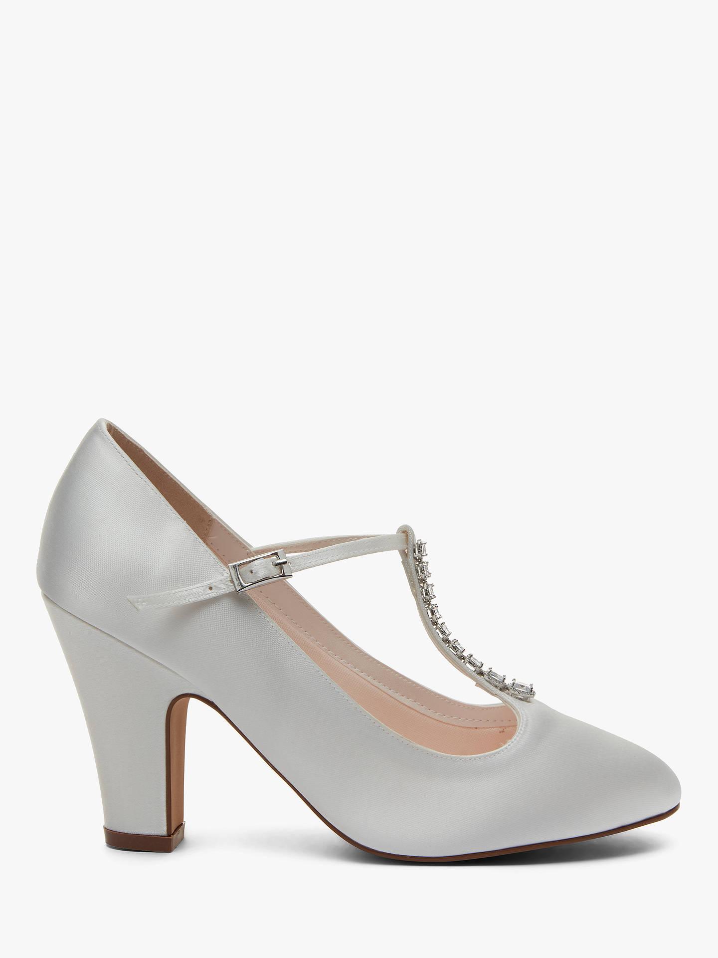 2e1af8bcb84 Buy Rainbow Club Frankie T-Bar Block Heel Court Shoes