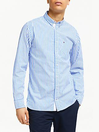 475480fe2595 Tommy Hilfiger Long Sleeve Oxford Stripe Shirt