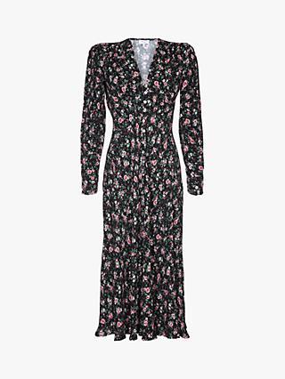 ddcb3c1842c3 Ghost Birdie Floral Midi Dress