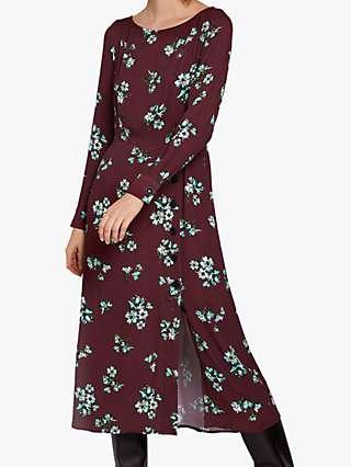 Ghost Emse Floral Dress, Aurelie Bloom