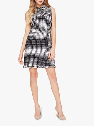 Damsel in a Dress Rosita Tweed Dress, Multi