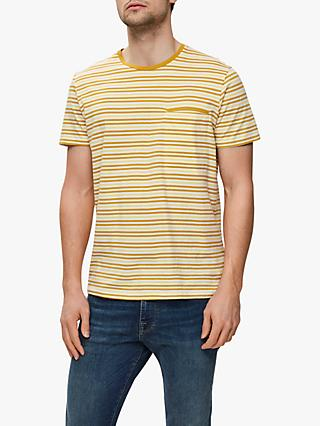 SELECTED HOMME TIM Striped Pocket T-Shirt