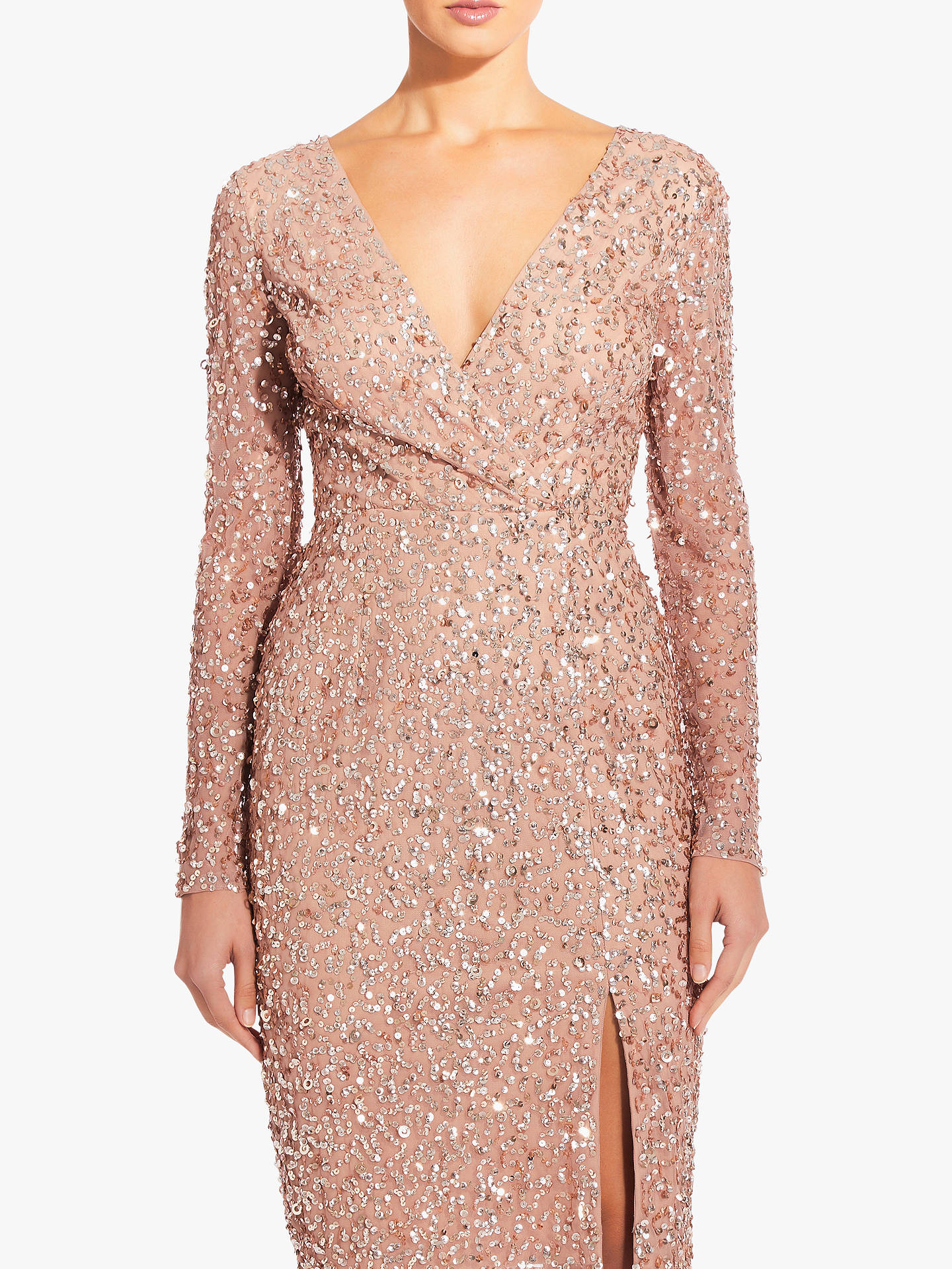 005c70a1029 Buy Adrianna Papell Plus Size Beaded Wrap Dress