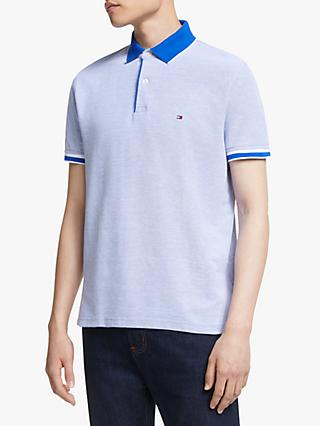 ab988e8ee Tommy Hilfiger Slim Fit Oxford Polo Shirt, Surf The Web