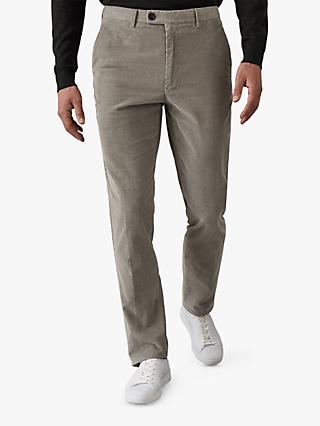 Reiss Barney Corduroy Slim Fit Trousers