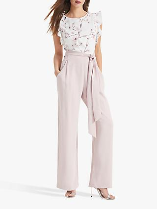 5401e08585 Phase Eight Victoriana Floral Jumpsuit