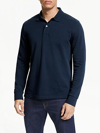 J.Lindeberg Long Sleeve Polo Top