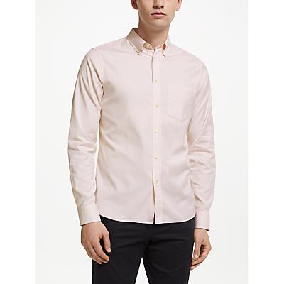 J.Lindeberg Daniel Oxford Shirt, Summer Beige