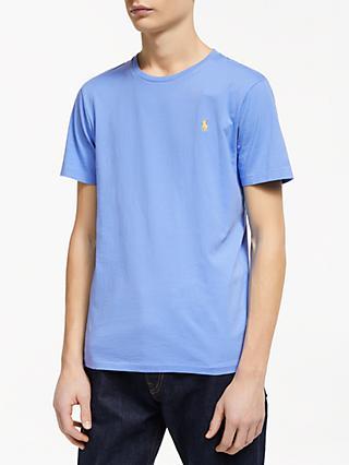 286ebbb65bbb9 Polo Ralph Lauren Crew Neck T-Shirt