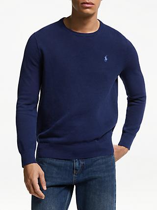 6f8fd13808088 Polo Ralph Lauren Linen Cotton Jumper