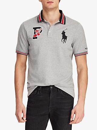 Polo Ralph Lauren Short Sleeve Tipped Polo Shirt