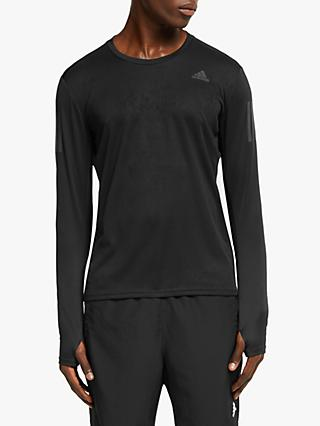 adidas Own The Run Long Sleeve Running Top