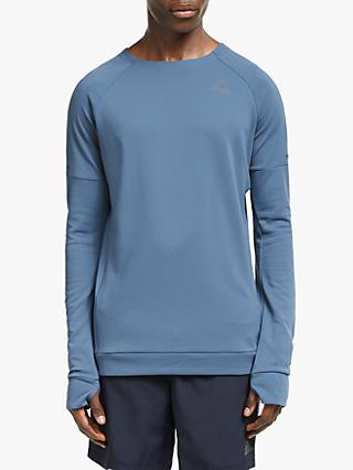 adidas Supernova Run Cru Sweatshirt, Tech Ink