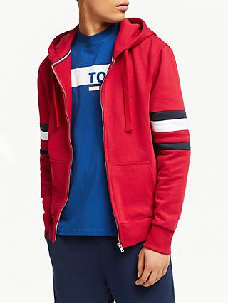 837cbfcbc3e Tommy Jeans Tommy Classic Zip Through Hoodie
