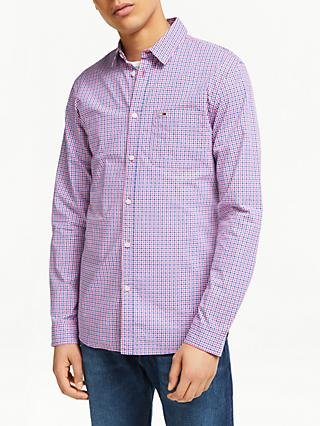 5895d6b1 Tommy Hilfiger | Men's Shirts | John Lewis & Partners