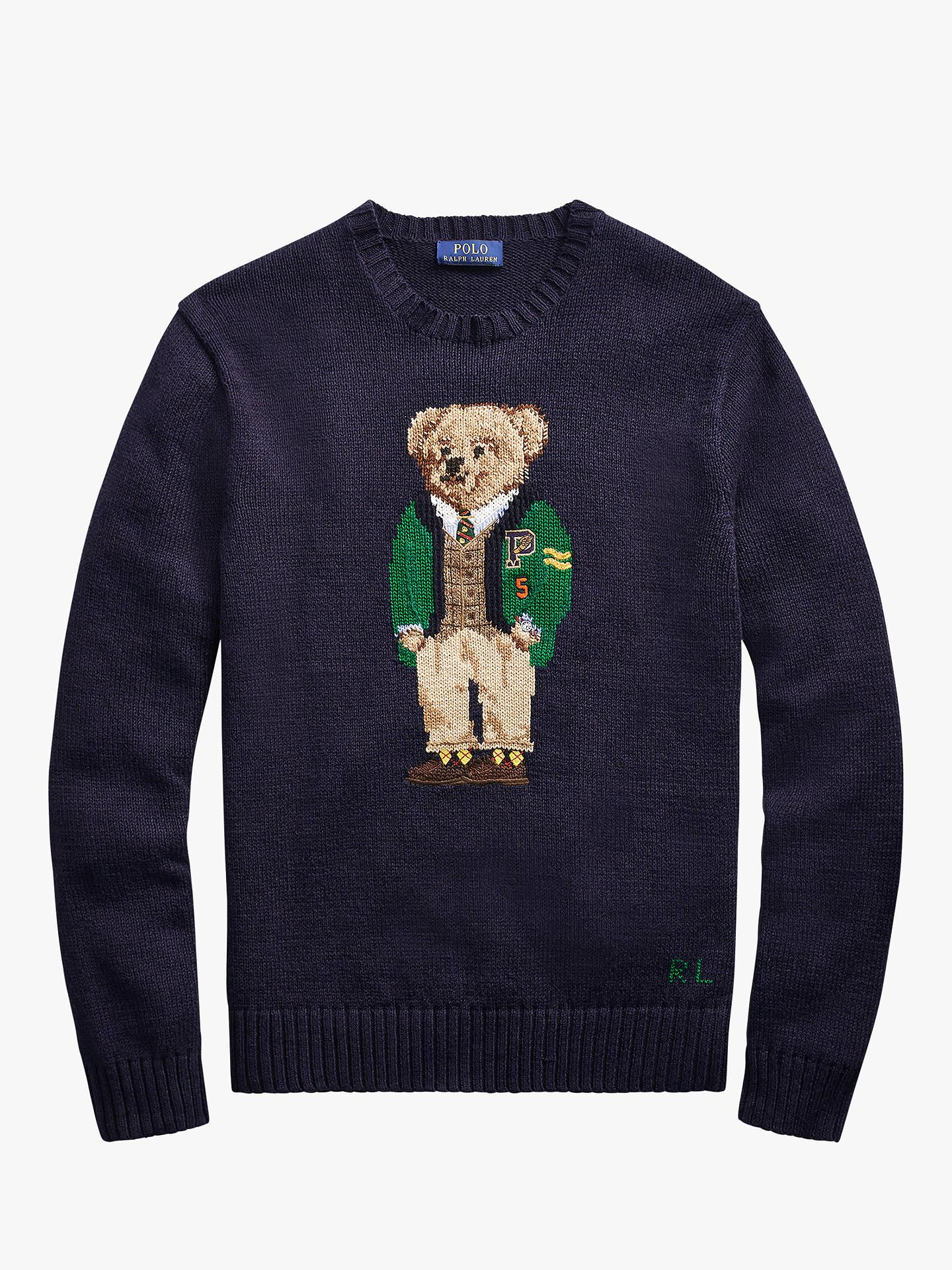 8dc2283d18b1 ... BuyPolo Ralph Lauren University Bear Sweater
