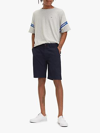 91bb9464b143 Tommy Jeans Essential Chino Shorts