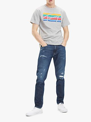 e01d2380dcb Tommy Jeans Modern Tapered Fit Jeans