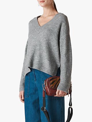 795e76ddb9c Whistles | Women's Knitwear | John Lewis & Partners