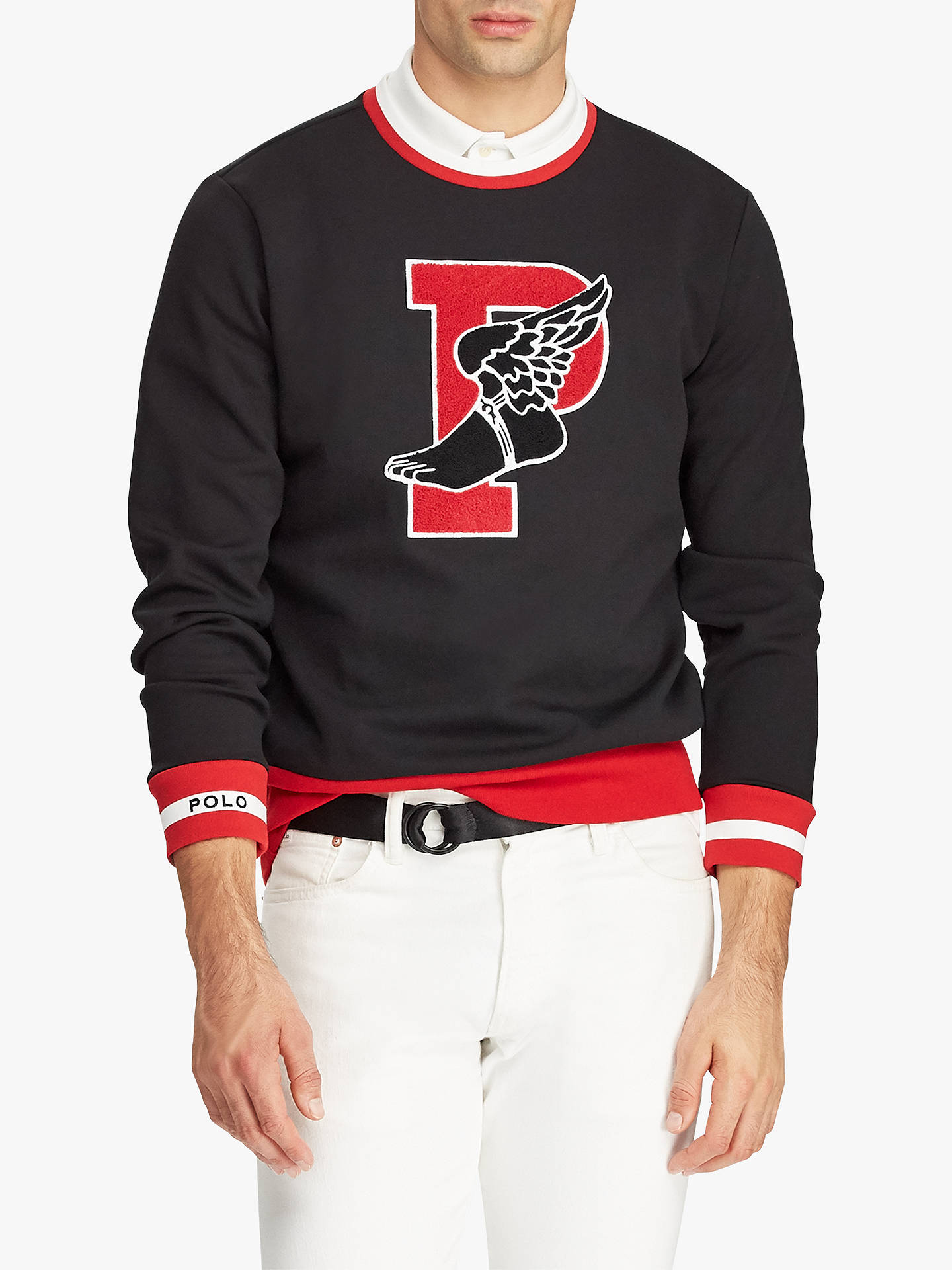 a3492230e Buy Polo Ralph Lauren P-Wing Graphic Sweatshirt