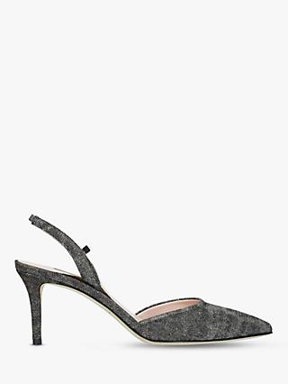 784e76c4087 SJP by Sarah Jessica Parker Bliss Sling Back Court Shoes