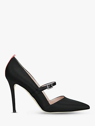 SJP by Sarah Jessica Parker Nirvana Court Shoes, Black
