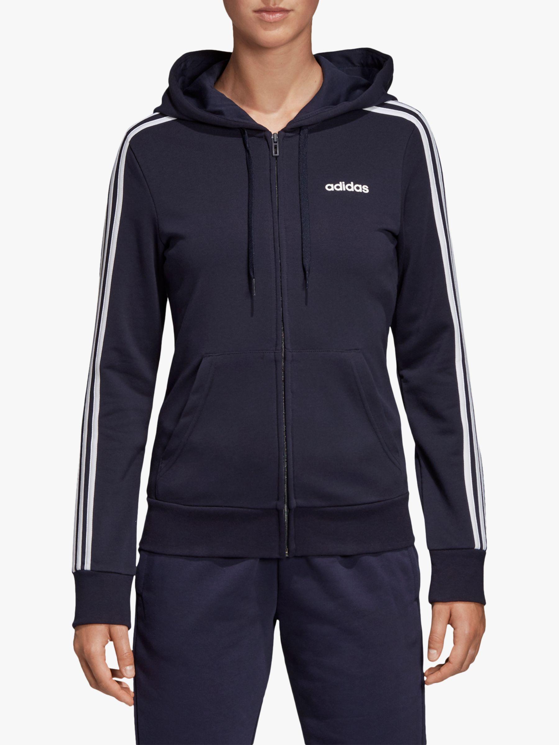 Adidas Essentials Womens 3-Stripes Sweatshirt