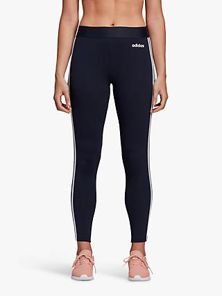 3f64843d8a1d0 adidas Essential 3-Stripes Training Tights