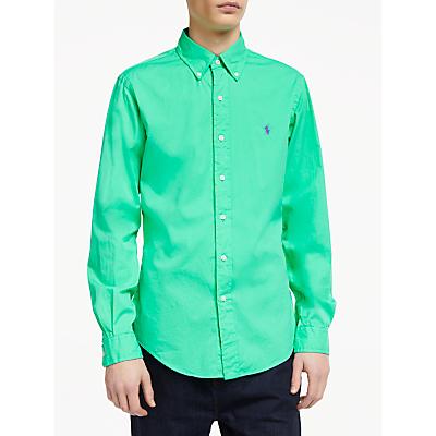 Polo Ralph Lauren Slim Fit Twill Shirt