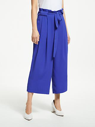 Second Female Yasemin Culottes, Dazzling Blue