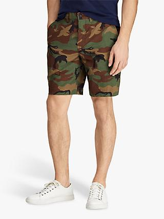 Polo Ralph Lauren Classic Fit Camo Shorts, Surplus Camo c69c3c7b83ce