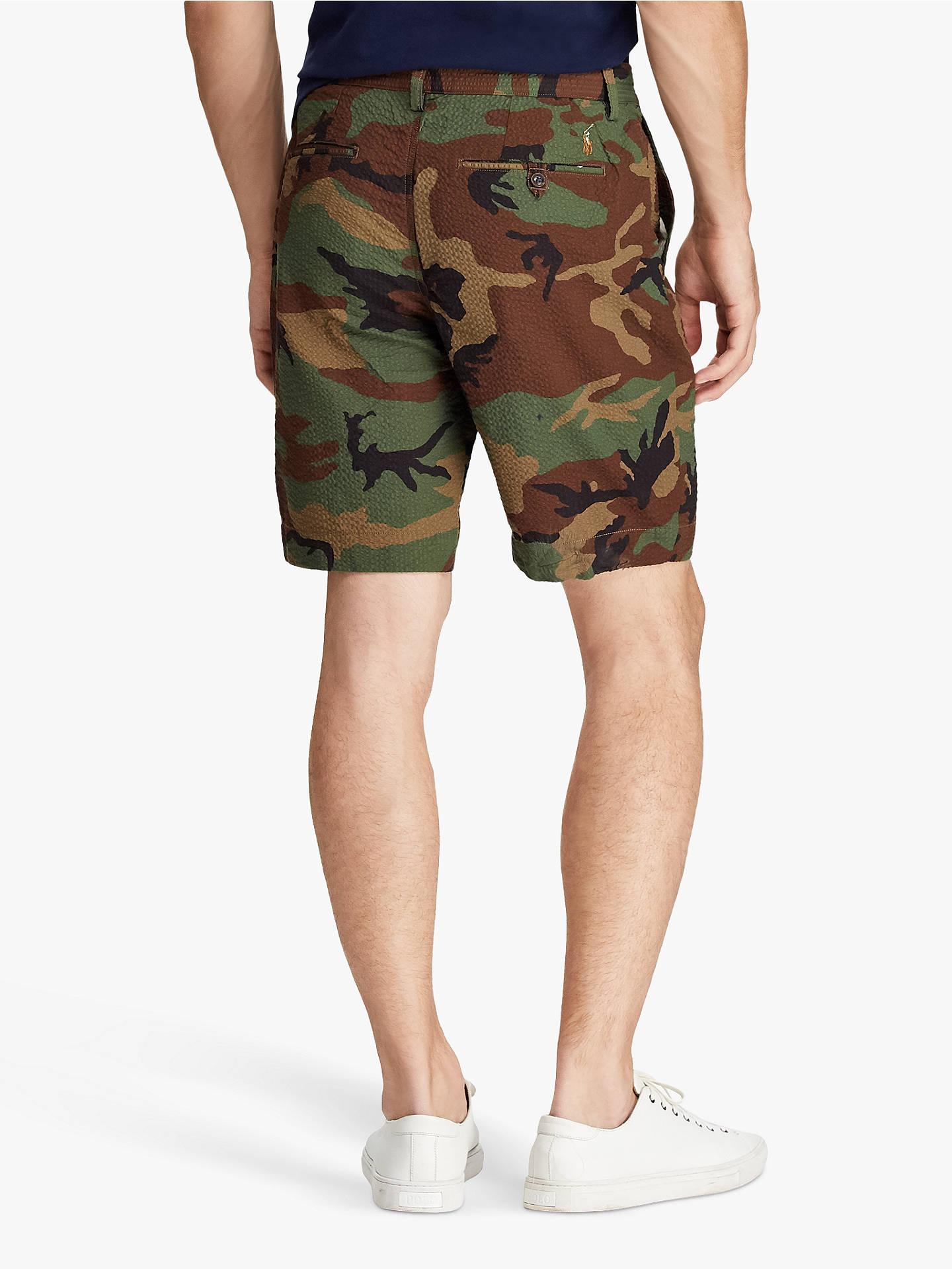 14e2f536f ... Buy Polo Ralph Lauren Classic Fit Camo Shorts