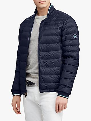 Polo Ralph Lauren Lightweight Quilted Jacket, French Navy