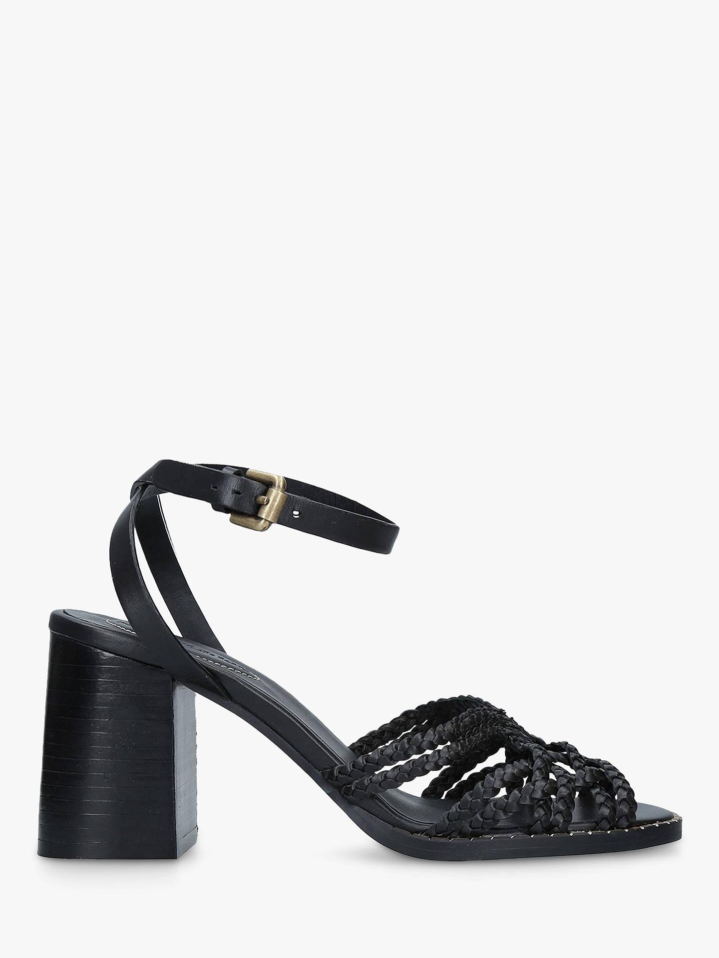 091571368bb Buy See By Chloé Gladiator Braid Block Heel Sandals