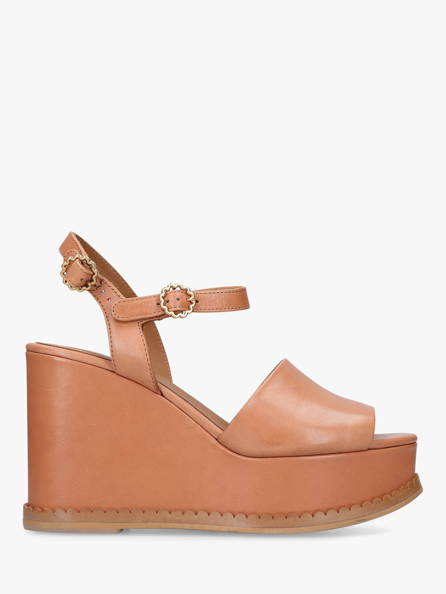 d8319e20084f43 Buy See By Chloé Texture Platform Sandals