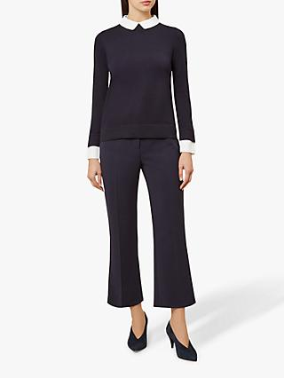 Hobbs Ellie Sweater, Navy
