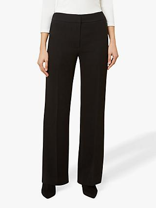 Hobbs Mina Trousers, Black