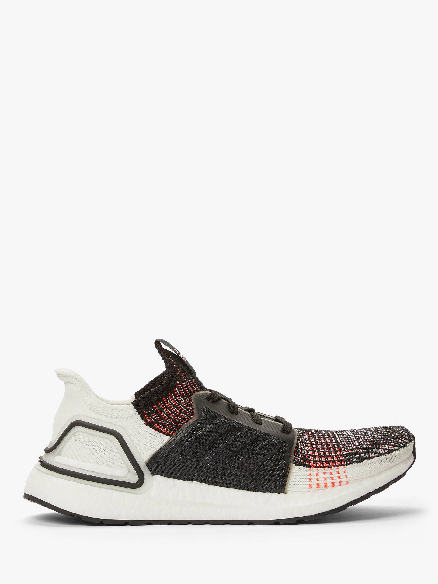 adidas UltraBOOST 19 Men's Running Shoes, Core BlackSolar