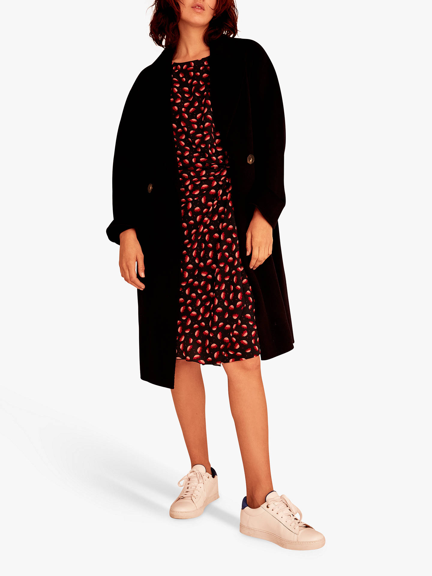 3c13981c8d1 ... Buy Gerard Darel Twist Front Robe Dress