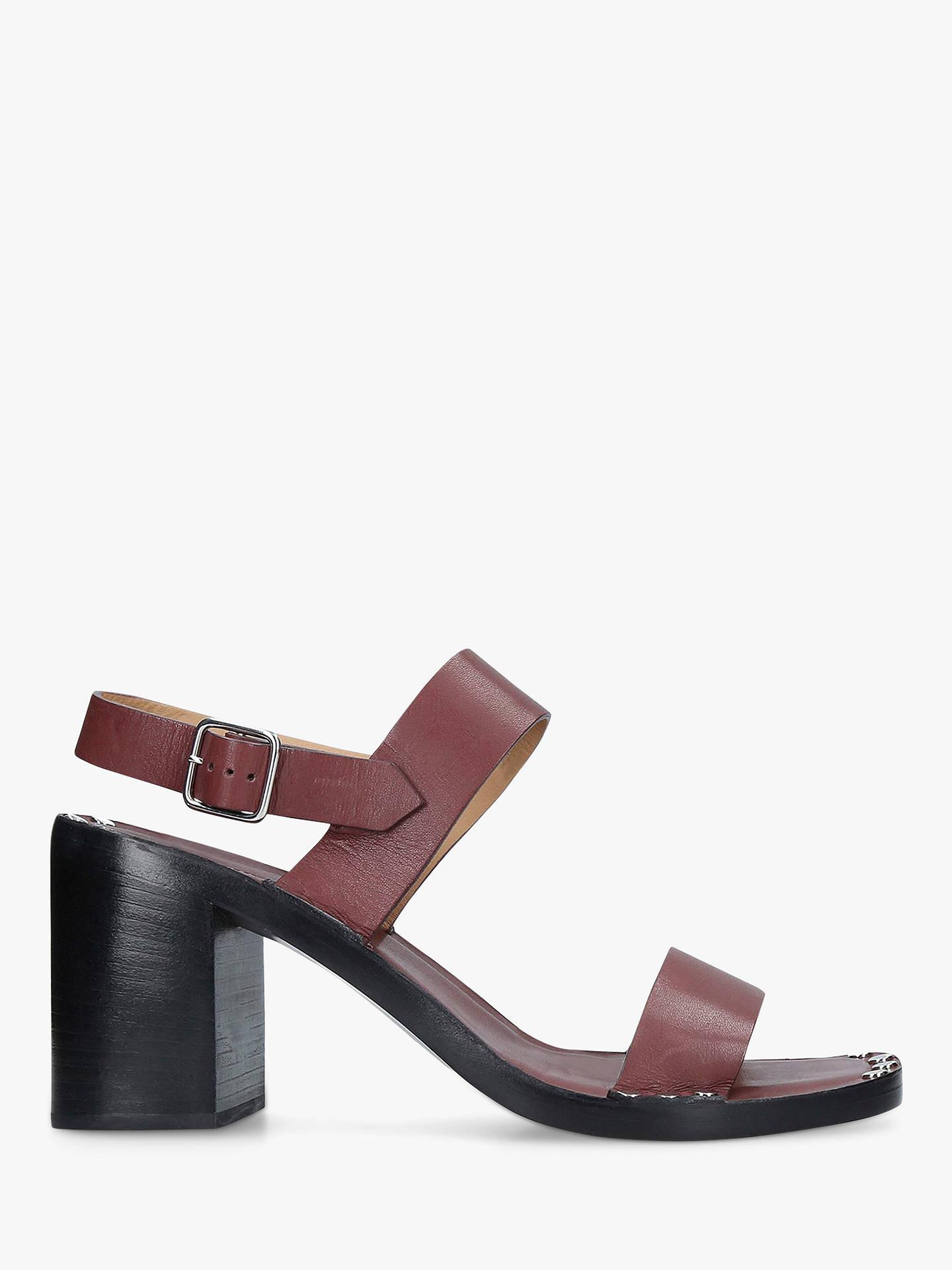 b42db07fc968 Buy Jil Sander Studded Block Heel Sandals