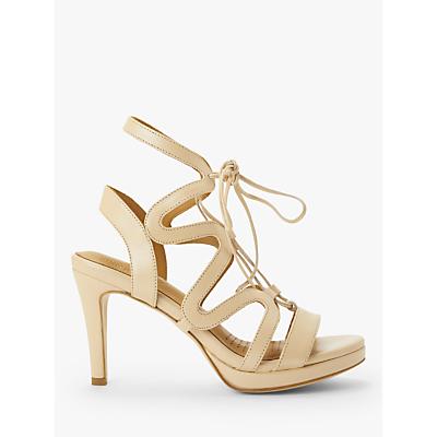 c739a687464d Sargossa Chic Lace Up Stiletto Heel Sandals