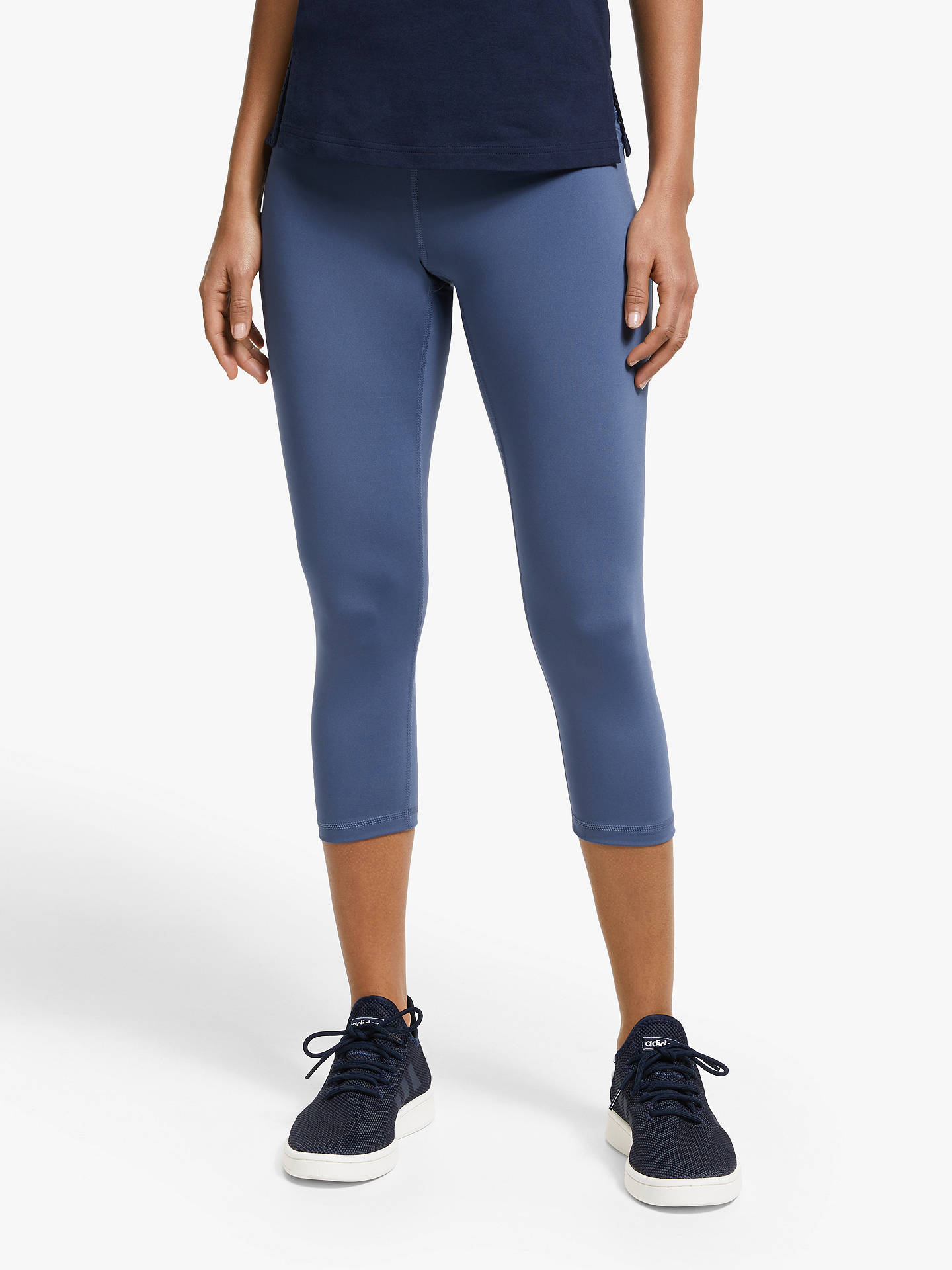 2f6dd2e688 adidas Believe This High Rise 3/4 Training Tights, Tech Ink
