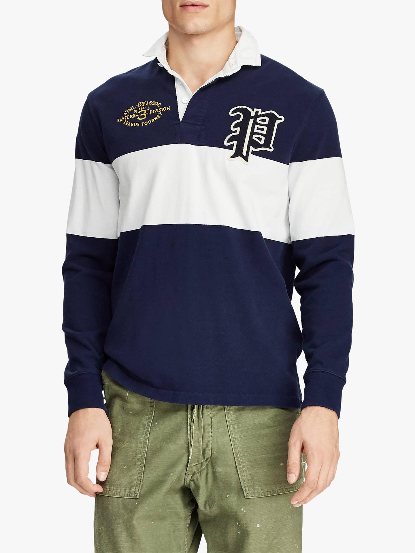 e400f9a39d316 Buy Polo Ralph Lauren Jersey Rugby Shirt
