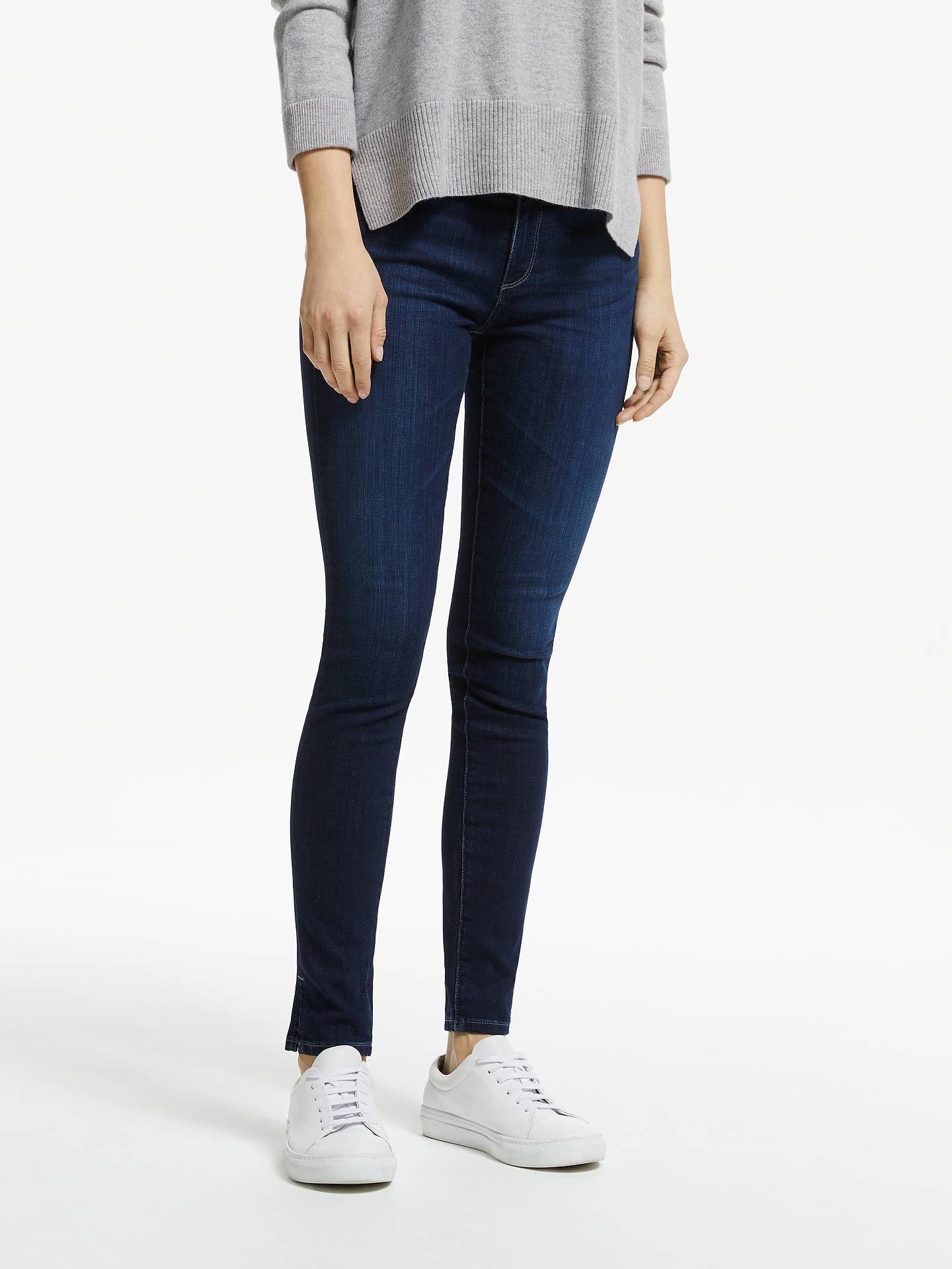 1419eb66da95 Buy AG The Leggings Super Skinny Jeans, Concord, 26 Online at johnlewis.com  ...