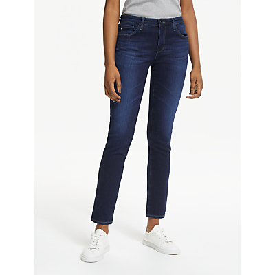 AG The Prima Mid Rise Skinny Jeans, Concord