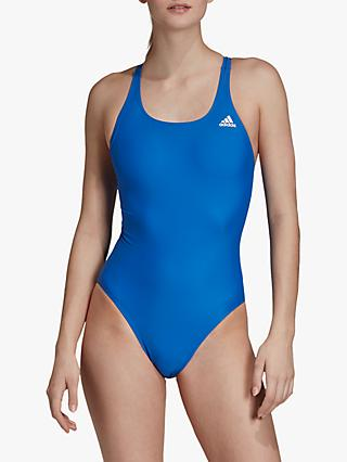 adidas Athly V Solid Swimsuit, Blue