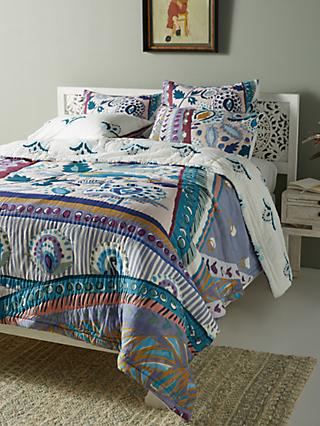 Anthropologie Sunder Quilted Bedspread