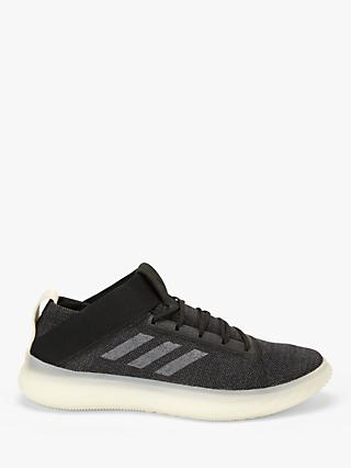adidas Pureboost Men's Cross Trainers, Core Black/Grey Four/Carbon